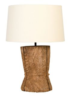 The Trenton Table Lamp from Urban Barn is a unique home decor item.
