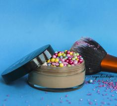 #beauty #photography #makeup #foodphotography #sprinkles #colour #bright #vibrant #composition #fakefood #fakemakeup