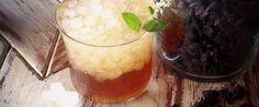 Cascara finds a home in tea, beer, and cocktails. Counter Culture Coffee, Soda Floats, Farmhouse Ale, Coffee Plant, Grape Juice, Lemon Balm, Menu Items, Espresso Coffee