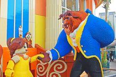 Nuevas aperturas en Disney Village. Próximamente será la inauguración de la tienda Lego más grande de Europa en Disneyland Paris
