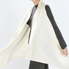 Zara coat New with tag. Zara Jackets & Coats