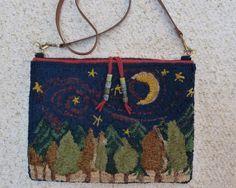 rug hooking, hooked rugs, folk art, wool hooking, fabric dying