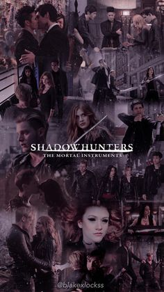 Shadowhunters Series, Shadowhunters The Mortal Instruments, Cassandra Clare, Clary Et Jace, Clary Fray, Constantin Film, Daimon Salvatore, Vampire Diaries Wallpaper, Alec Lightwood