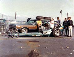 Vintage Drag Racing - The Hawaiian