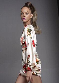 Jasmine Sanders <3 Beauty