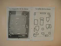 Le plan de la classe CP - Ecole de Magnicourt-en-Comté