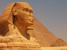 Great Sphinx (Giza, Egypt)