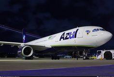 Night Flight - Azul A330