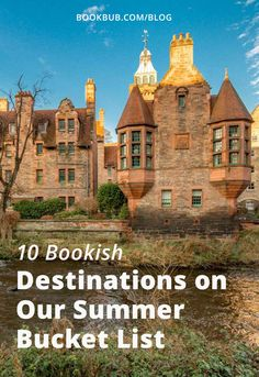 10 travel destinations for book lovers! Literary Wedding Readings, Summer Bucket Lists, Love Book, Great Books, Book Lovers, Barcelona Cathedral, Travel Inspiration, Books To Read, Travel Destinations