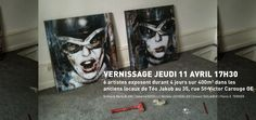 11 Avril, Art Plastique, 2013, Rue, My Works, Facebook, Artwork, Artist, Photography