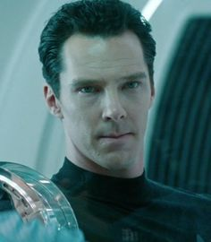"Benedict Cumberbatch as Khan, ""Star Trek Into Darkness"""