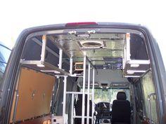 Conversion Van, Sprinter Van Conversion, Sprinter Camper, Benz Sprinter, Mercedes Sprinter, Small Camper Vans, Small Campers, Diy Camper, Camper Life
