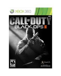Call of Duty: Black Ops II (Microsoft Xbox 360, 2012) #XBOX360 #CallofDuty #BlackOps2 #COD #XBOX