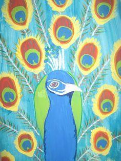 For Whistler's Peacock Room
