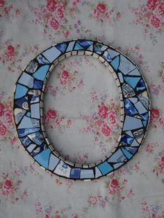 mosaic alph on Pinterest | Mosaics, Mosaic Art and Alphabet Letters