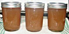 365 Days of Creative Canning: Day 32: Cinnamon Pear Jam