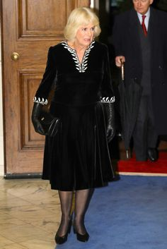 Camilla Parker Bowles Photos - Camilla, Duchess of Cornwall attends the Commonwealth Day reception 2020 on March 9, 2020 in London, England. - Commonwealth Day Reception 2020