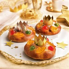 Spanish Desserts, Cooking With Kids, Sweet Bread, Cakes And More, Creative Food, Caramel Apples, I Foods, Bread Recipes, Christmas Time