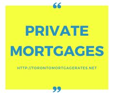 Private mortgages are loans offered by individuals or private lending companies to people who do not qualify for a regular or traditional mortgage loan. Lending Company, Mortgage Rates, Investors, Toronto, Traditional, People, People Illustration, Folk