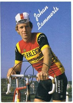 Johan Lammerts. Fotokaart 1983.