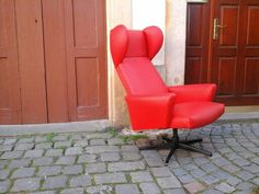 Kreslo , usak , chair , laxhk , 70' , furniture Armchair, Furniture Design, Retro, Vintage, Home Decor, Sofa Chair, Homemade Home Decor, Rustic, Vintage Comics