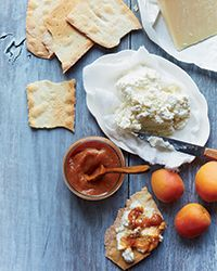 Apricot Butter Recipe on Food & Wine