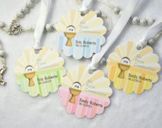 First Communion Sticker First Communion Favor Tag. Holy