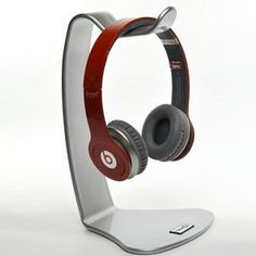 Cosmos ® Brand Silver Color Headphone Stand Hanger