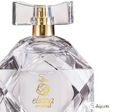 m7_beautyM7 Beauty // Jequiti // O novo #elianacristal é deslumbrante. Todos os detalhes do frasco lembram.uma joia.preciosa. Fale com um #consultorjequiti para pedir o seu. @Eliana #elianacristaljequiti #perfumesdasestrelas #lançamento #novidade #perfumaria #m7beauty  Produto da imagem você encontra na loja:  www.m7beauty.com.br