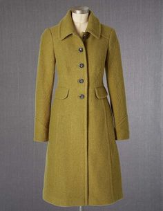 I've spotted this @BodenClothing Soho Coat Antique Gold