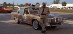 "For ""Smokey and the Bandit part Gleason's Buford T. Justice returned with just as much gusto, and a new Pontiac, this time a 1980 Bonneville. Black Sheep Squadron, Move Car, 80 Tv Shows, Smokey And The Bandit, Custom Sport Bikes, Cinema Movies, Iconic Movies, Pontiac Bonneville, Classic Monsters"