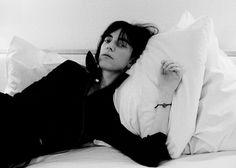 Patti Smith, Hotel Diplomat, Stockholm – October 3, 1976. Photo by Torbjörn Calvero.