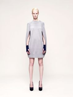Crocodile - Cocoon Knit Dress