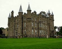 Stormont Castle - Wikipedia, the free encyclopedia