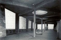 Rudolf Schwarz 15 May 1897 Strasbourg 3 April 1961 Cologne was a German architect known for his work on Kirche St Fronleichnam Aachen He also played Kirchen, Image Collection, Modern Architecture, Germany, Building, Anna, Architectural Drawings, Columns, Thesis