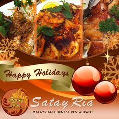 May the Blessings of Christmas be with you today and always.  From: Satay Ria  #christmas #merrychristmas #satayria