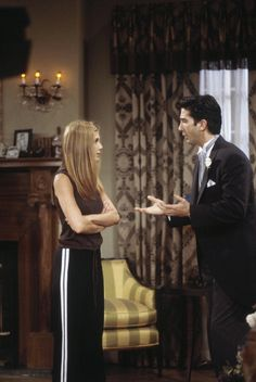 Friends ~ Season 5, Episode 1: The One After Ross Says Rachel ~ Friends Scenes