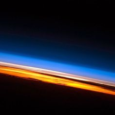 Its official weve launched into the #mesosphere: thats 50000 meters into the sky (the blue layers marking the upper atmosphere). Taking a minute here to catch our breath.  #50Kfans #NikonFans #nikontribe #nikonfansoninstagram Image source information & credit nice & detailed for the #geeks: Astronaut photograph ISS023-E-57948 was acquired on May 25 2010 with a #NikonD3 digital camera and is provided by the ISS Crew Earth Observations experiment and Image Science & Analysis Laboratory Johnson…