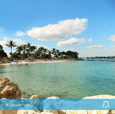 In honor of our 100 year anniversary, we are sharing some of our favorite spots across our home state of Florida. This is Dubois Park in Jupiter, FL -- one of the most unique and historical swimming beaches in the area. Have you visited here? #ForeverFlorida