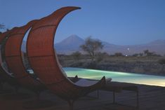 Experience nature as never before in Chile's dramatic Altiplano of the Atacama Desert, where the Tierra Atacama Hotel & Spa awaits travelers seeking majestic surroundings in a peaceful place. Best Honeymoon, Honeymoon Destinations, Need A Vacation, Vacation Spots, Best Boutique Hotels, Boutique Spa, Spa Hotel, Hotel Concept, Outdoor Retreat