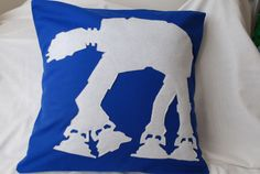 Who doesnt love Star Wars.. This comfy pillow is awesome..