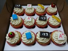 Cupcakes para el dia del profesor cupcakes en Bogotá | TORTAS Y ...