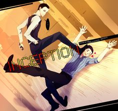 INCEPTION: is a dreamy kick by mixed-blessing.deviantart.com on @deviantART
