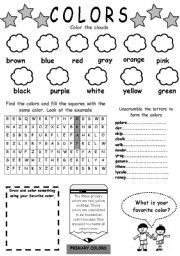 Worksheet English For Beginners Worksheets trees english and the ojays on pinterest worksheet colors for beginners
