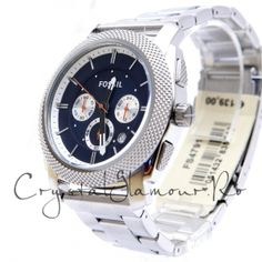 Ceas Fossil FS4791 Machine Chronograph Fossils, Omega Watch, Chronograph, Rolex Watches, Accessories, Fossil