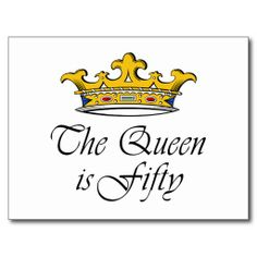 The Queen is 50!
