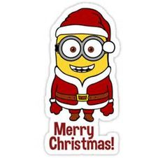 Merry Christmas Minions - Bing Images