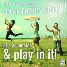 rs - solar spill