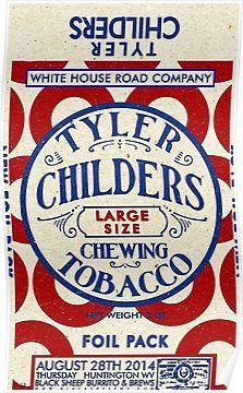 tyler childers poster tyler poster