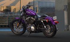2014 Harley-Davidson® Sportster® Iron 883™Motocicletas Fotografías y Videos